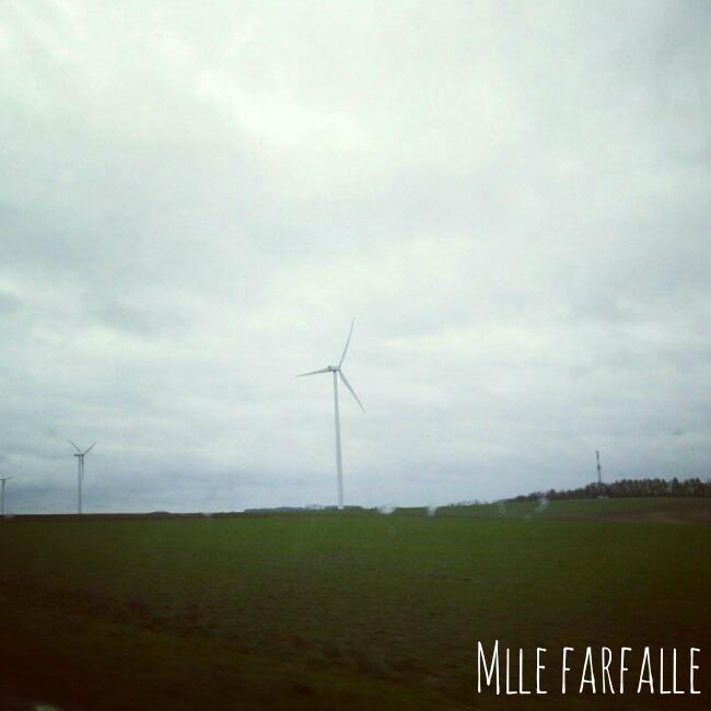 Eoliennes en Picardie