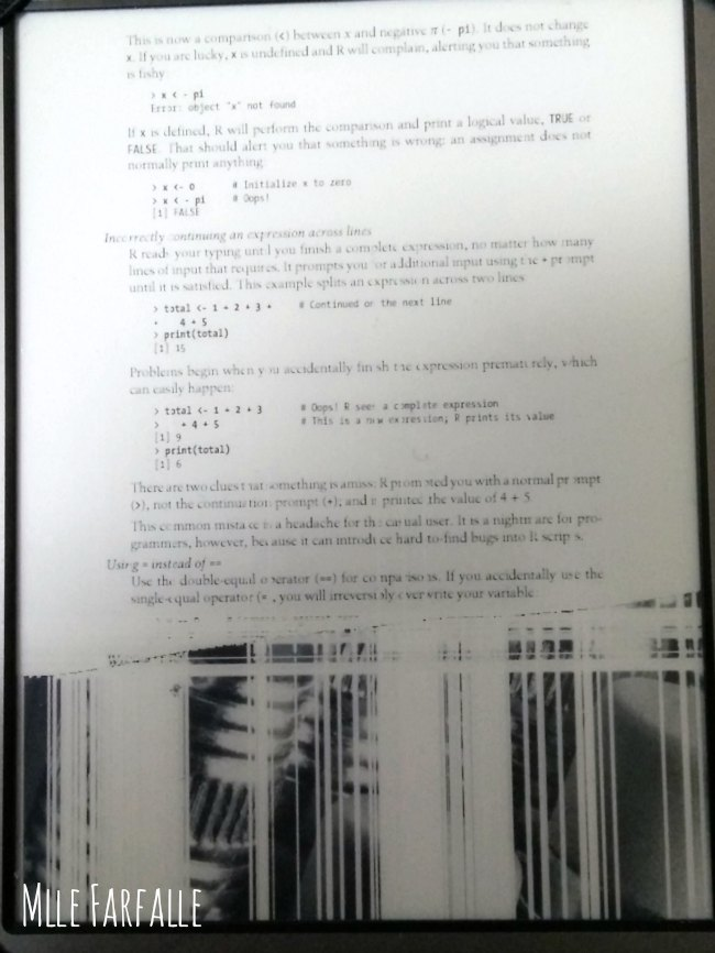 rebooter kindle
