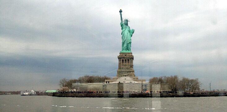 My New York trip : ma semaine 15/52