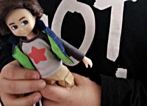 Flinn Lottie doll