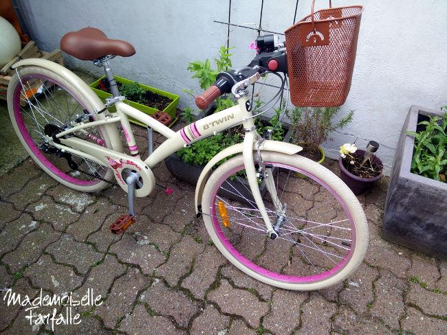 Vélo Poply Btwin