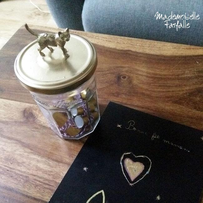 cadeau de fête des mères DIY