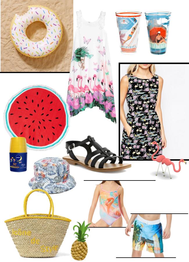 sélection shopping été