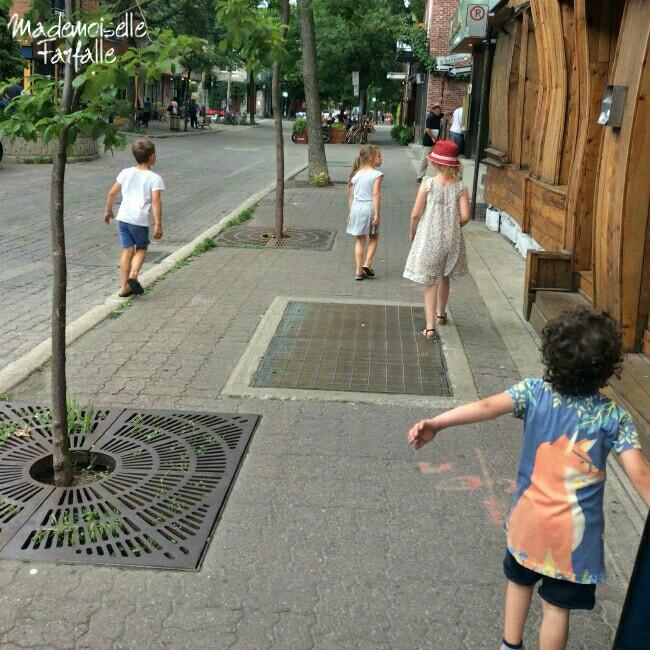 Montréal en famille