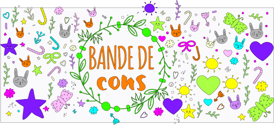 [Printable] 5 coloriages d'injures pour adultes