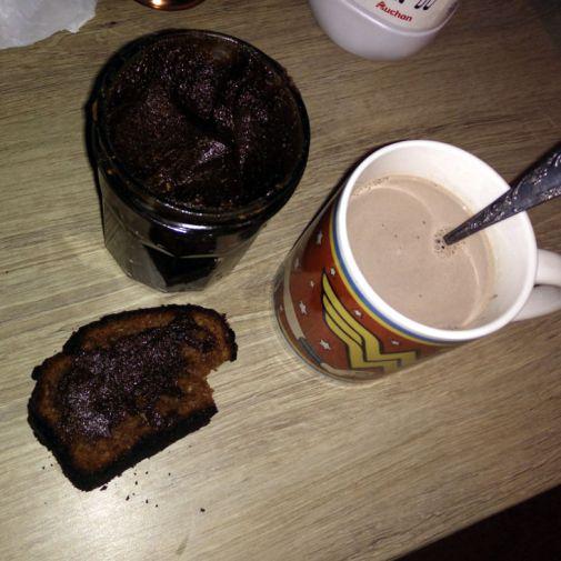recette de pâte à tartiner vegan