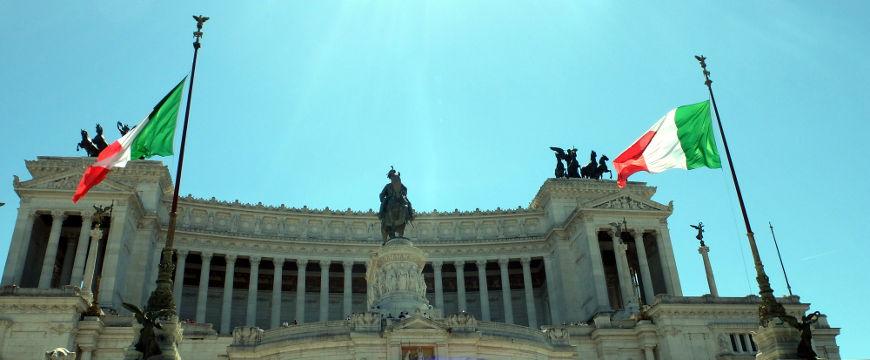 vittoriano rome