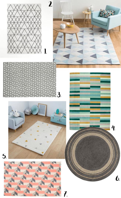 sélection de tapis
