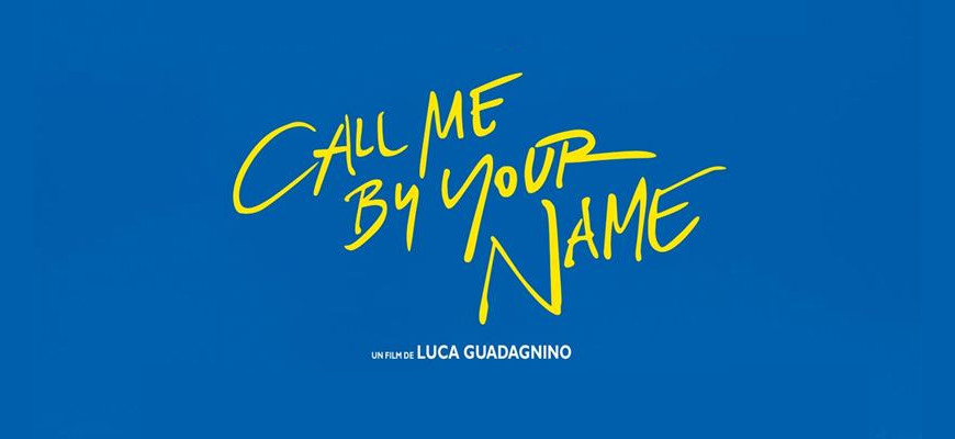 [Cinéma] Call me by your name de Luca Guadagnino