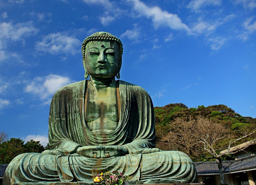bouddha kamakura
