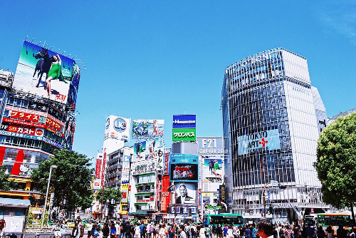 japon , tokyo , shopping , centre commercial