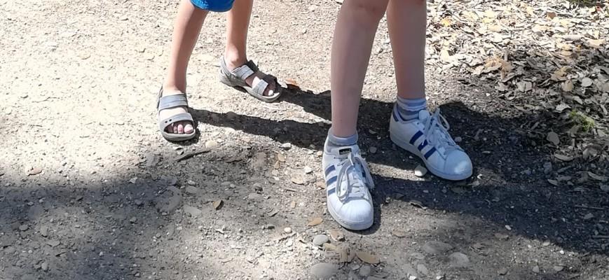 De nouvelles chaussures pour les enfants avec Footway