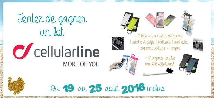 Les dindes fêtent l'été : soyez connectés avec Cellularline