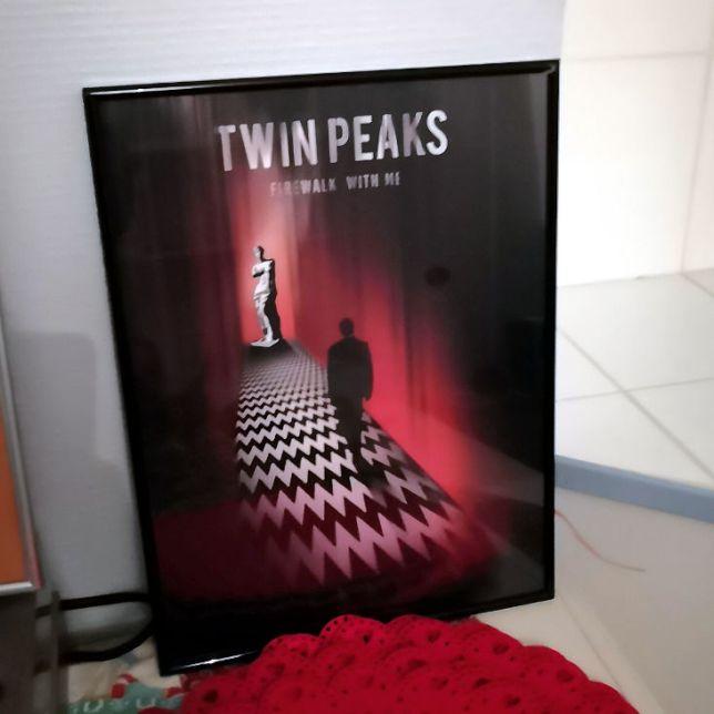 Affiche Twin Peaks Posterlounge