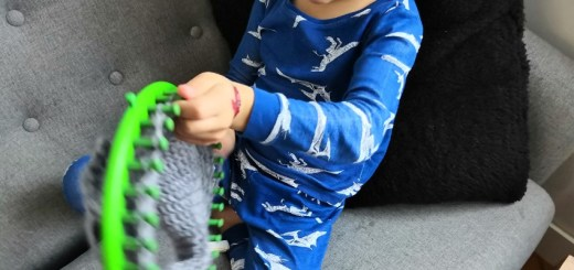 tricotin enfant
