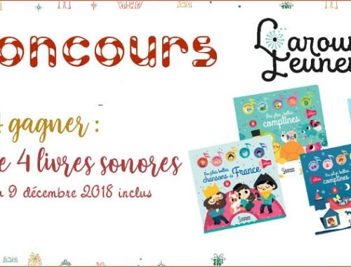 Concours Larousse Jeunesse