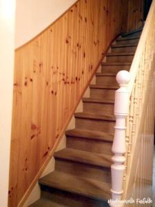 escalier moquette