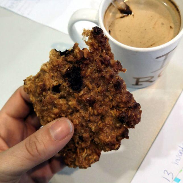 biscuits petit déj maison