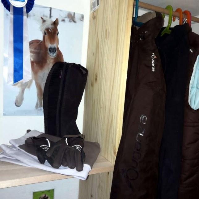 Vêtements et accessoires d'équitation Fouganza