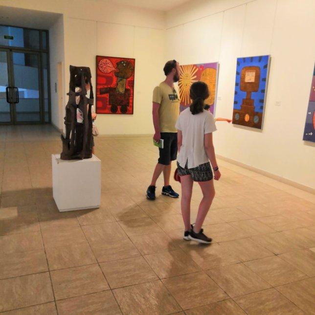 Museo de belas artes la habana