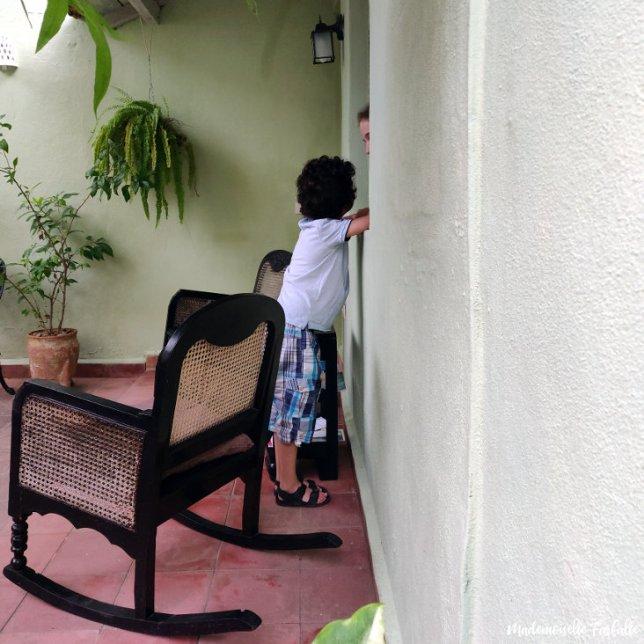 Trinidad en famille