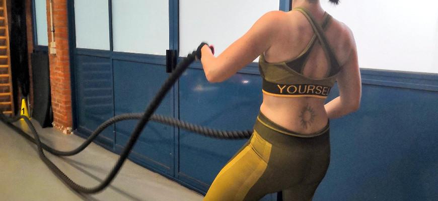 [Test] Le top et le legging X-Skin – Zun Moss de Prozis