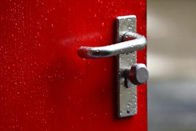 clinche de porte