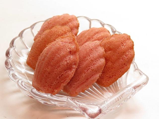 madeleines salées apéritif