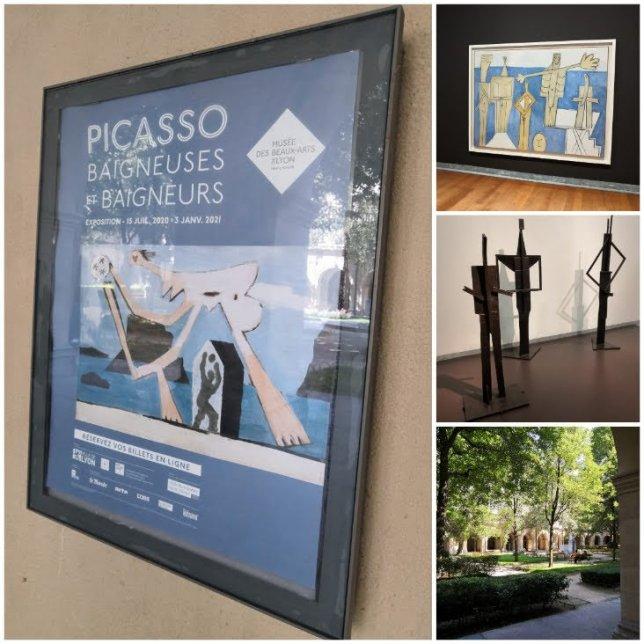 Expo Picasso MBA Lyon