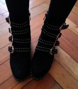 boots cloutées