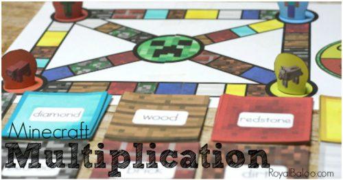 5 jeux et astuces pour aider l'enfant à retenir ses tables de multiplications facilement