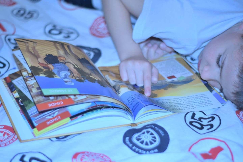 Livre éducatif enfant