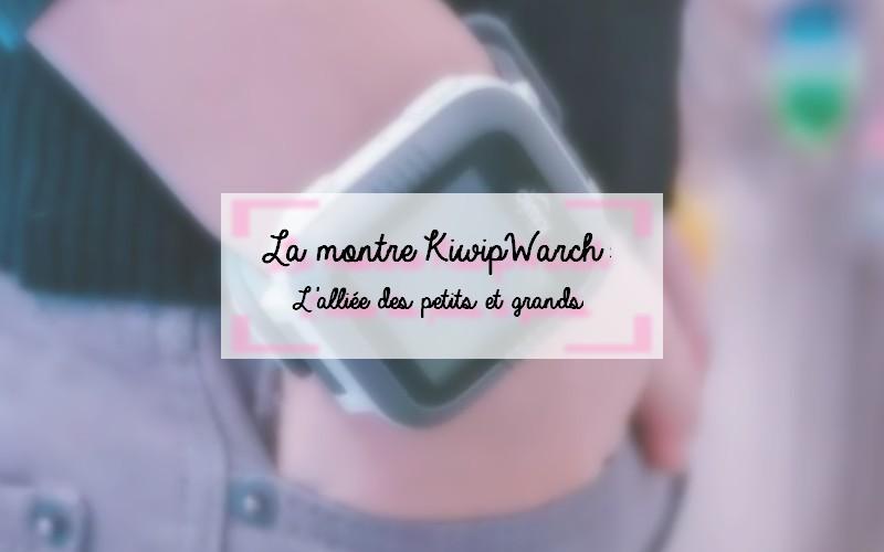 Montre pour enfants kiwipwatch