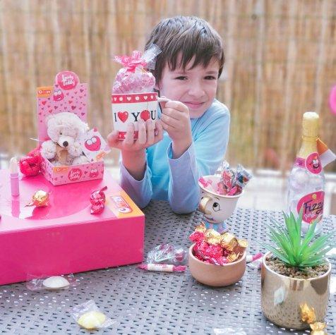 Des bonbons pour la fête des mères