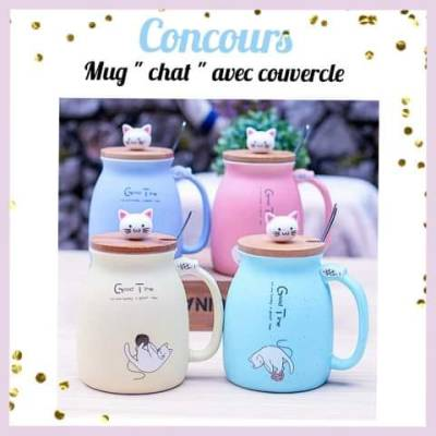 Concouis facebook mug chat