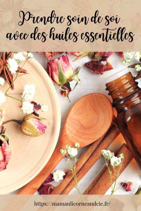 Prendre soin de soi avec des huiles essentielles