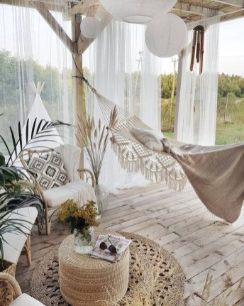 Inspiration terrasse cocooning