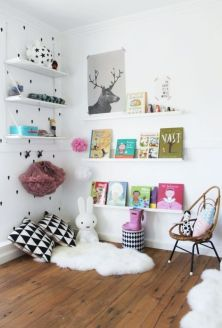 Coin cocooning chambre enfant