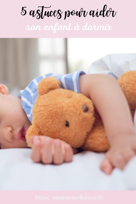 5 astuces pour aider son enfant à dormir
