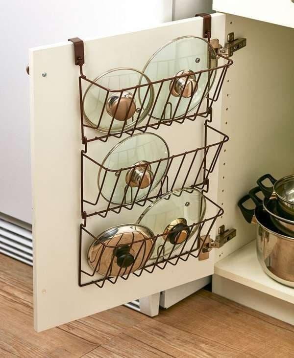 Astuces organisation et rangements gain de place pour la cuisine
