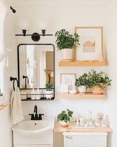 Décoration petite salle de bain