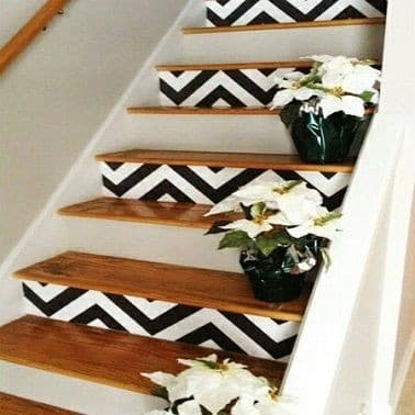 Idées déco escaliers en bois