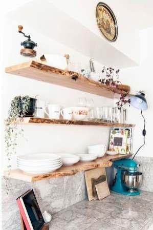 Idées rangements étagère cuisine