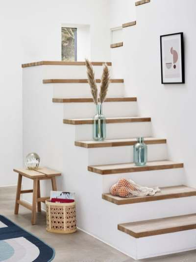 Inspirations pour relooker ses escaliers
