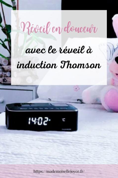 Radio réveil Thomson