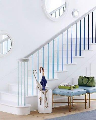 Refaire escaliers en peinture