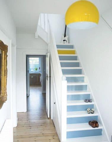 Relooker escaliers peinture