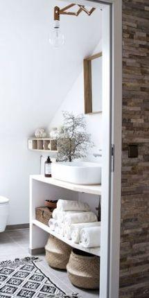 aménager sa petite salle de bain