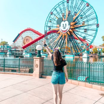 Disneyland en californie : mes conseils