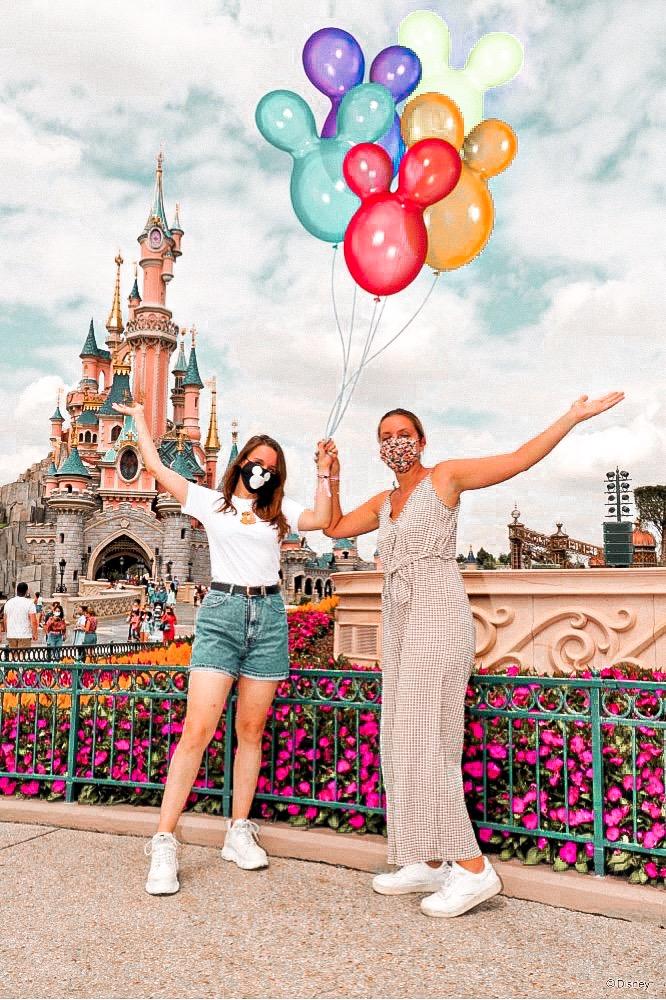Voyager à Disneyland Paris